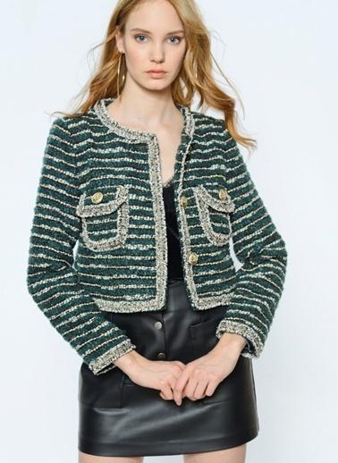 Darling Ceket Yeşil